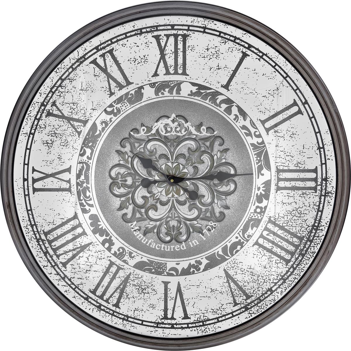 Часы настенные Albergo (9х82х82 см) Lefard lfr378178