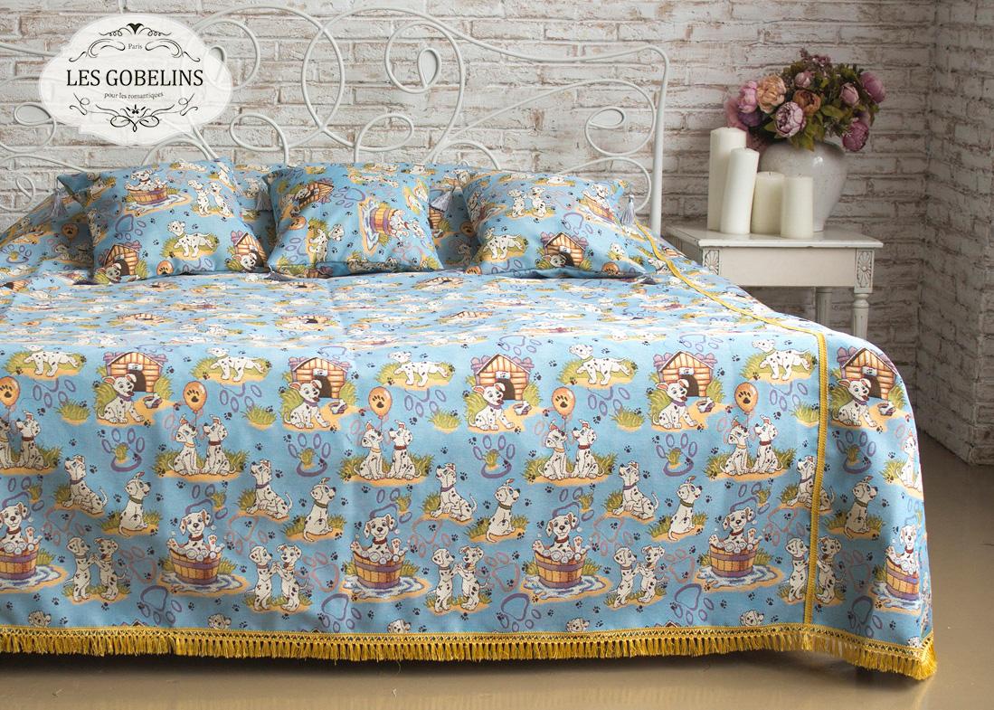 Покрывала, подушки, одеяла для малышей Les Gobelins Детское Покрывало на кровать Dalmatiens (240х260 см)
