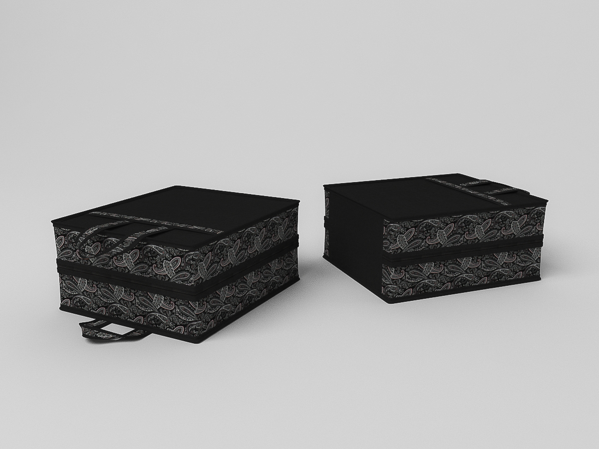 Органайзеры и кофры CoFreT Кофр для обуви Русская Ночь (20х35х40 см)