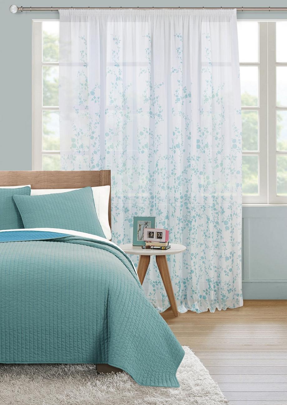 Шторы Kauffort Классические шторы Venera - XL Цвет: Голубой шторы kauffort классические шторы plumage xl цвет синий