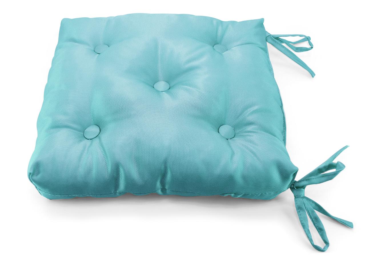 Декоративные подушки Kauffort Подушка на стул Elektro Цвет: Синий (40х40)