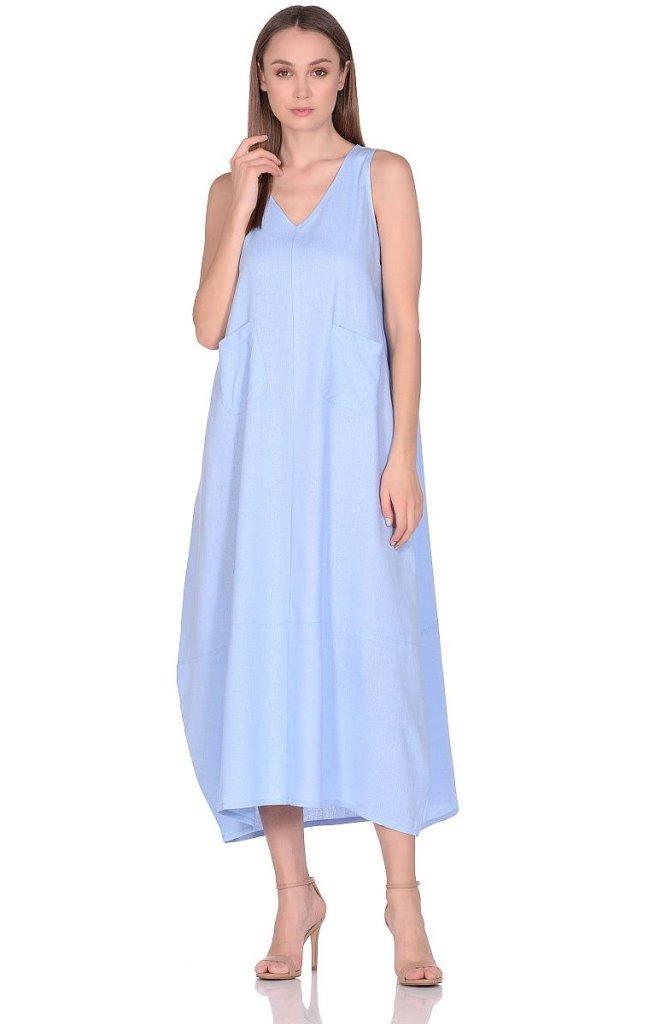 Одежда для дома Liana Цвет: Голубой (42-48) Peche Monnaie pmn676290