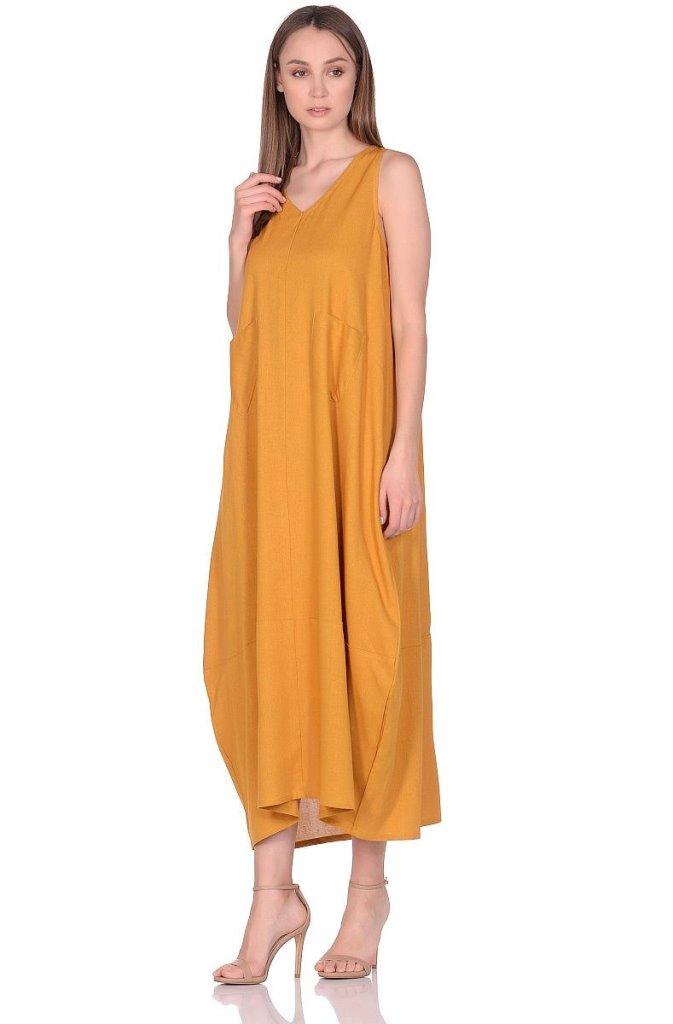 Одежда для дома Liana Цвет: Горчичный (42-48) Peche Monnaie pmn676291