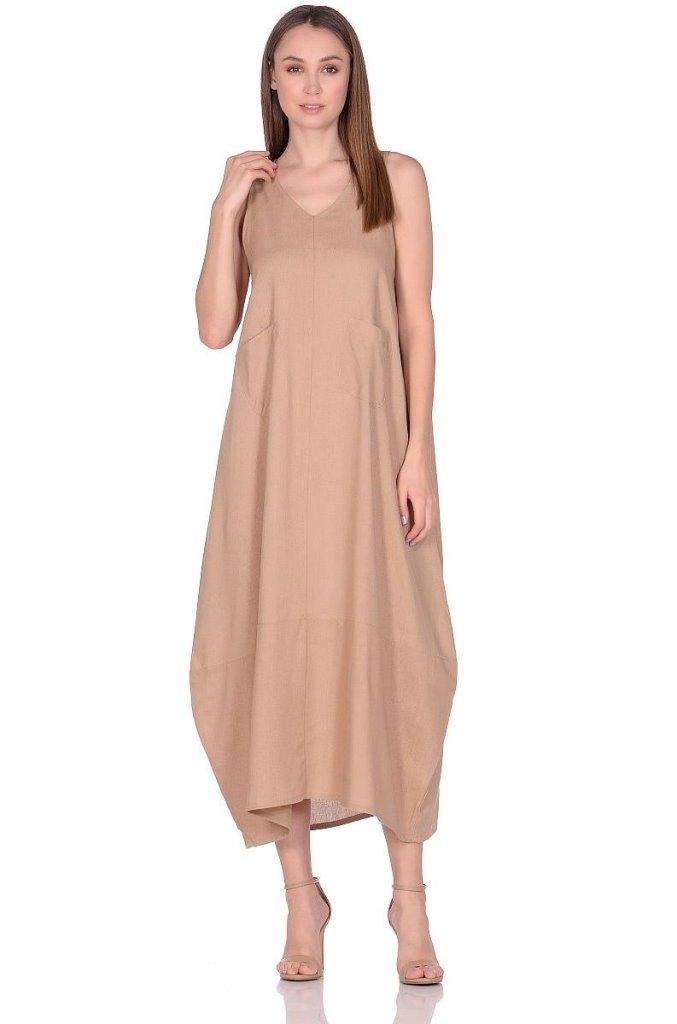 Одежда для дома Liana Цвет: Капучино (42-48) Peche Monnaie pmn676292