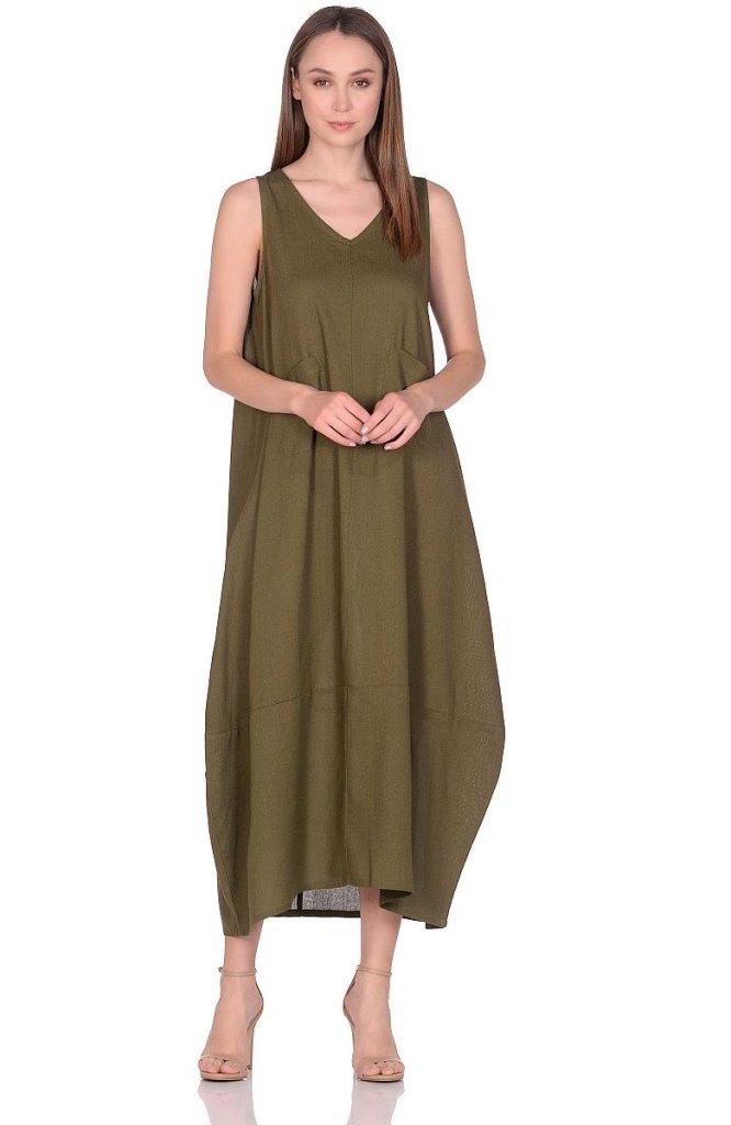 Одежда для дома Liana Цвет: Оливковый (42-48) Peche Monnaie pmn676293