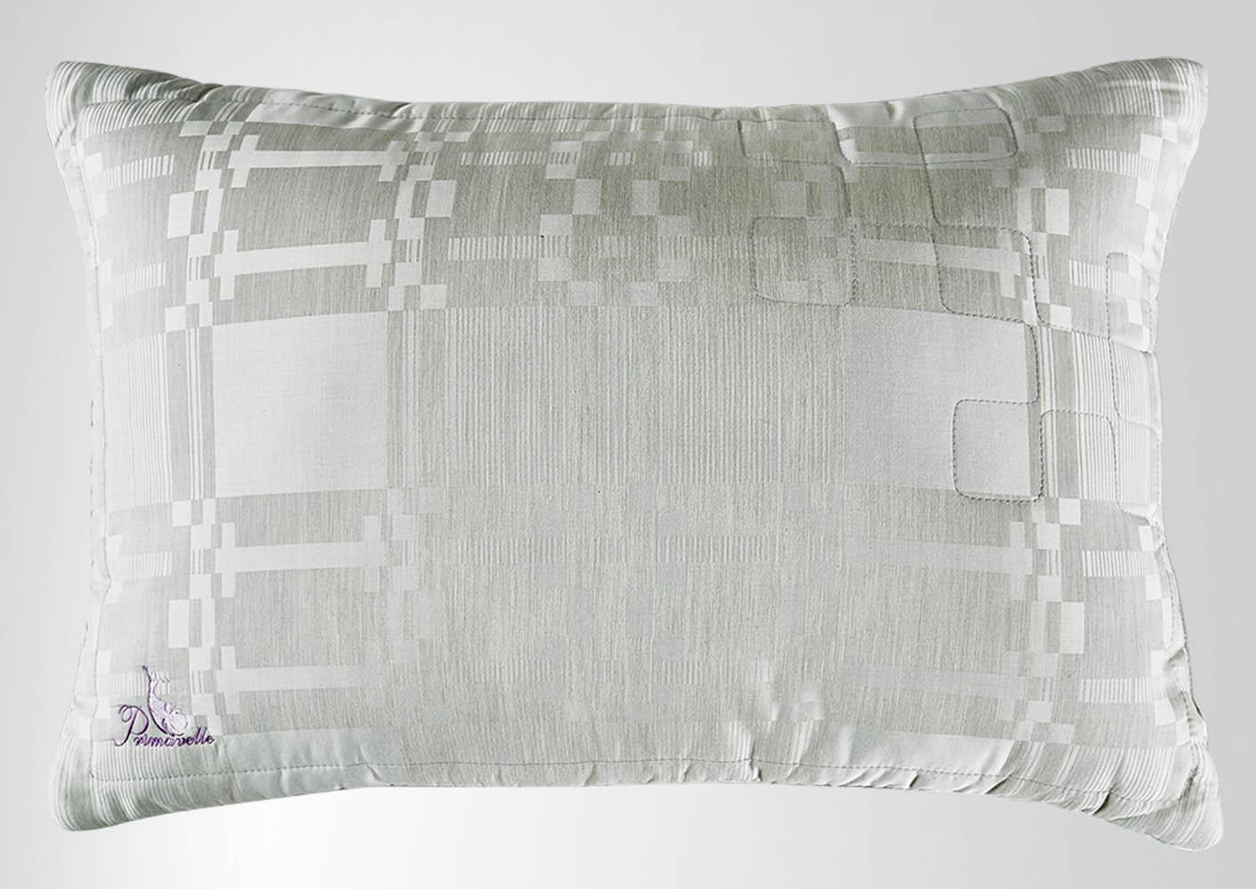 Купить Подушки Primavelle, Подушка Lino Цвет: Светло-Серый (50х70), Россия, Тенсел (эвкалипт)