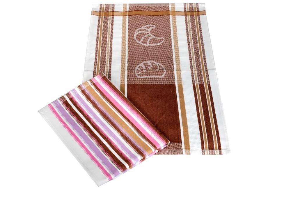Полотенца Toalla Кухонное полотенце Crowson (40х60 см - 2 шт) bon appetit кухонное полотенце cake цвет голубой 40х60 см 2 шт