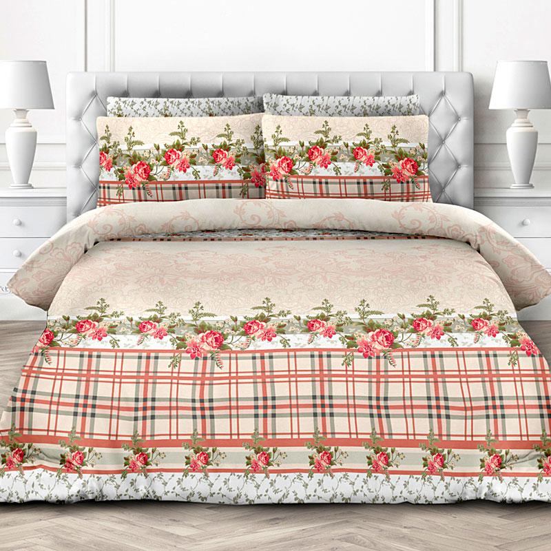 Комплекты постельного белья Любимый дом Постельное белье Прованс (2 спал.) цена