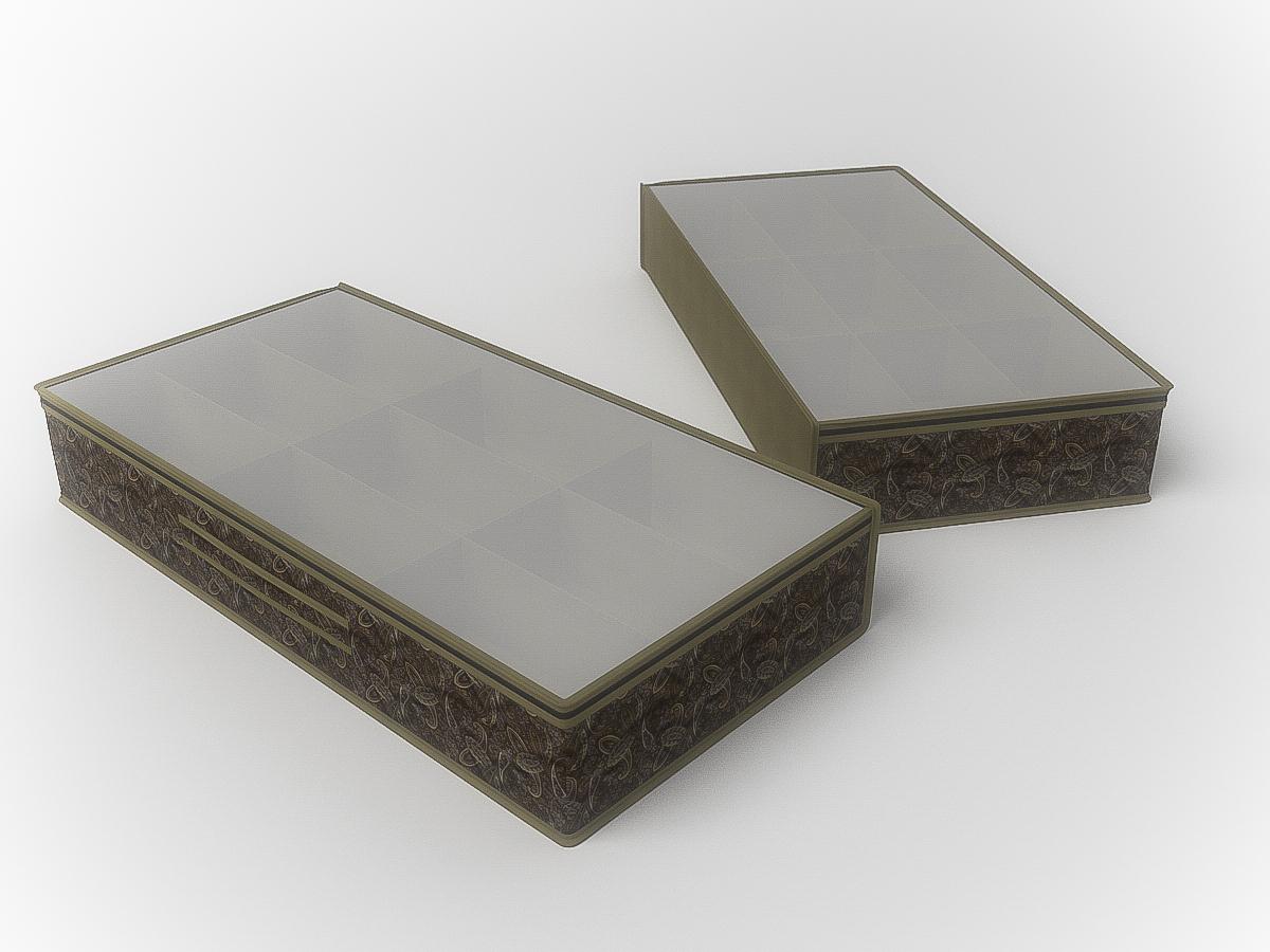 Органайзеры и кофры CoFreT Кофр для обуви Русский Шик (15х45х90 см)