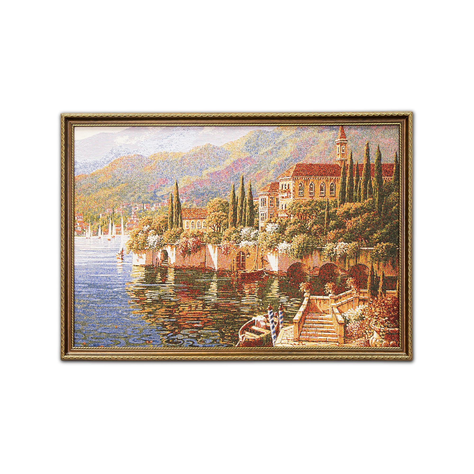 Купить со скидкой Картины, постеры, гобелены, панно A La Gobelin