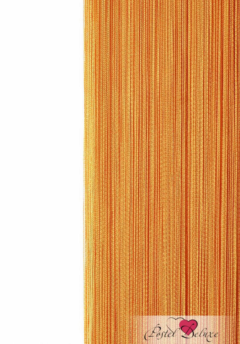 Купить Шторы Haft, Нитяные шторыBartley Цвет: Оранжевый, Польша, Кисея