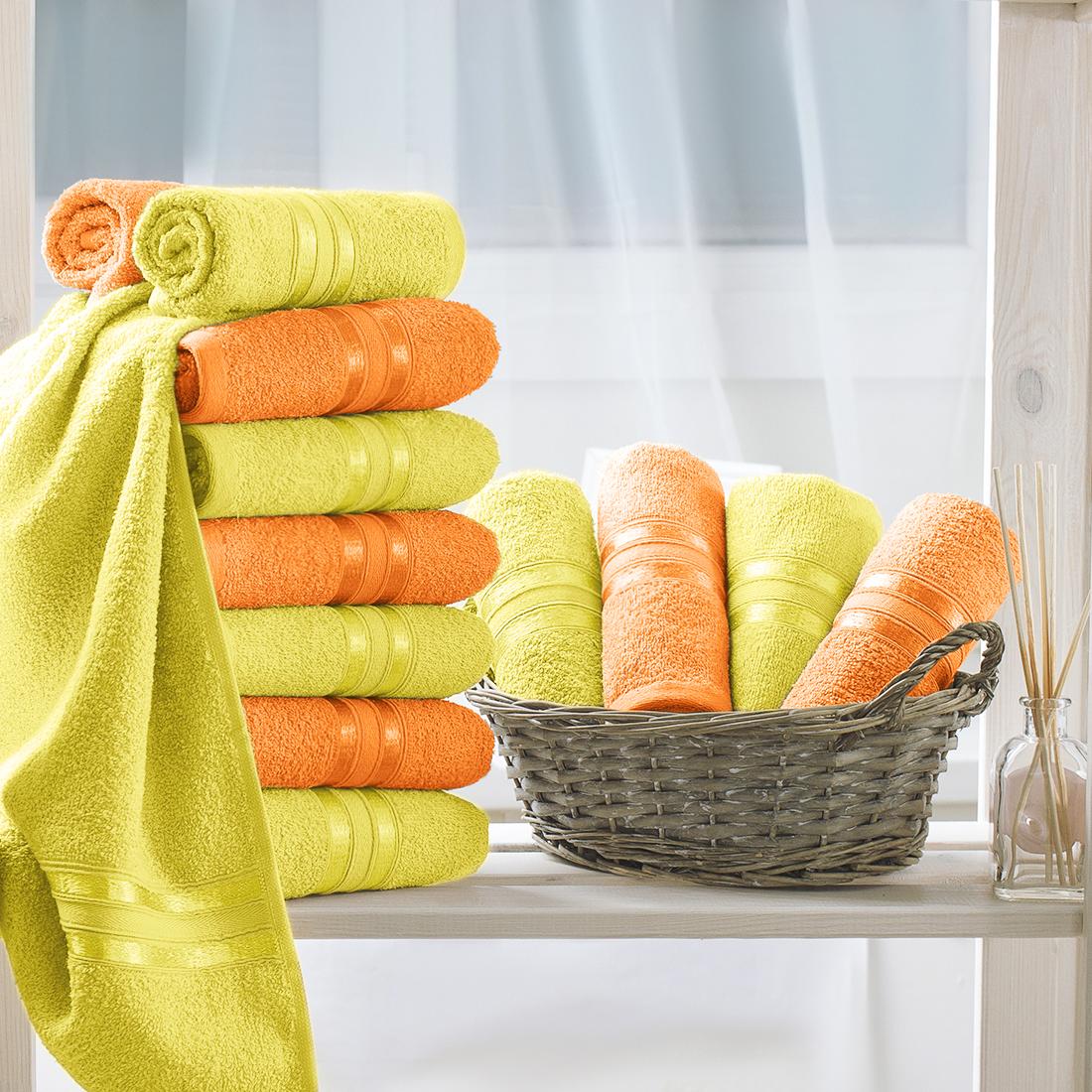 Полотенца Dome Полотенце для рук Harmonika Цвет: Желтый, Оранжевый (33х50 см - 12 шт) усилитель сопротивления для рук aqua sphere ergobells цвет оранжевый 2 шт