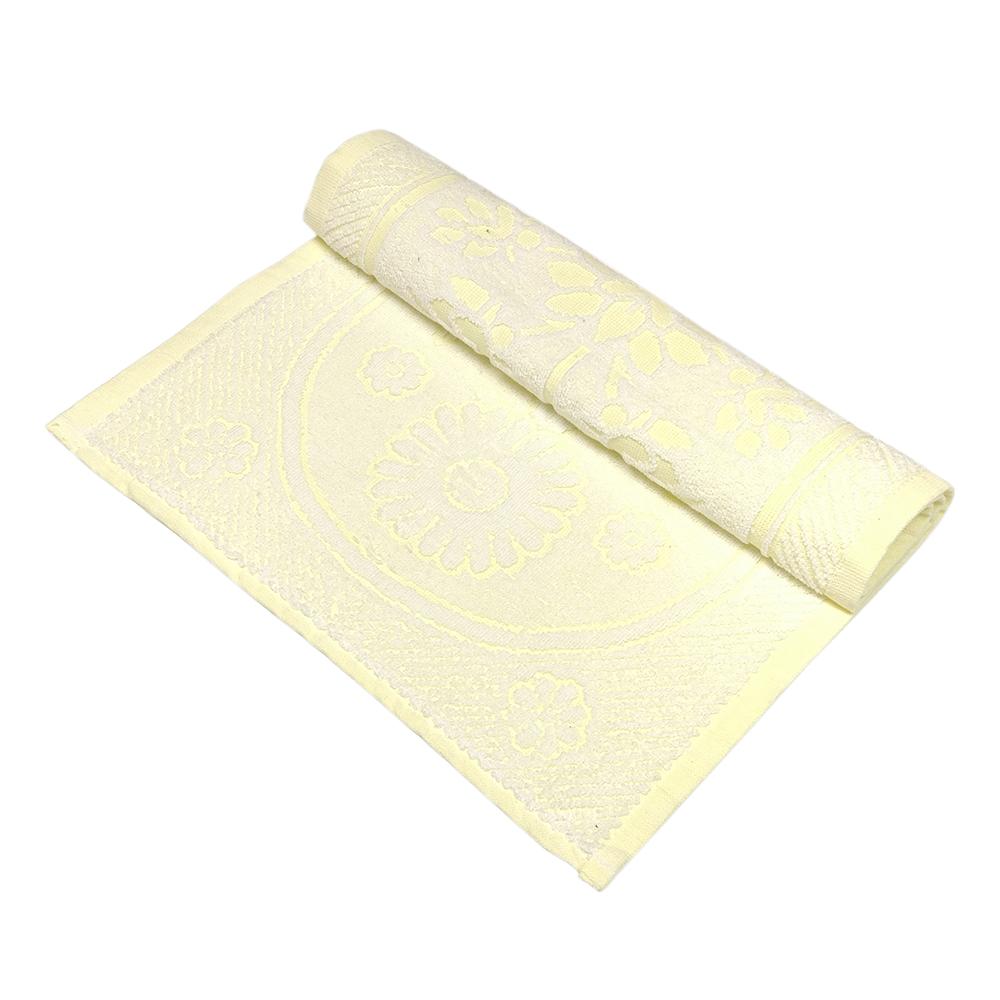 Полотенца Arloni Полотенце Лара Цвет: Жёлтый (40х70 см) полотенце вафельное розовое 40х70 см