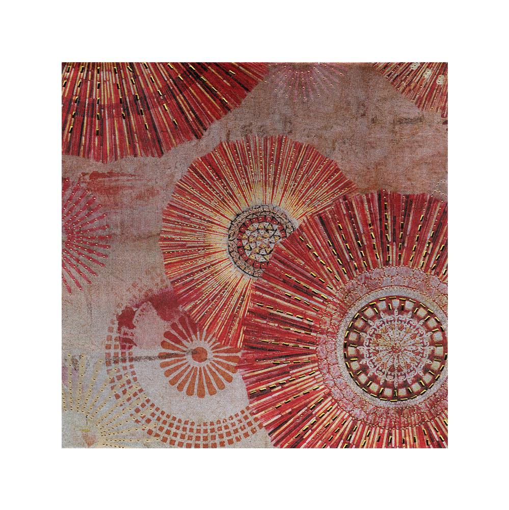 Купить Картины, постеры, гобелены, панно Home Philosophy, Настенный декор Enigma (40х40 см), Китай, Дерево, Бумага