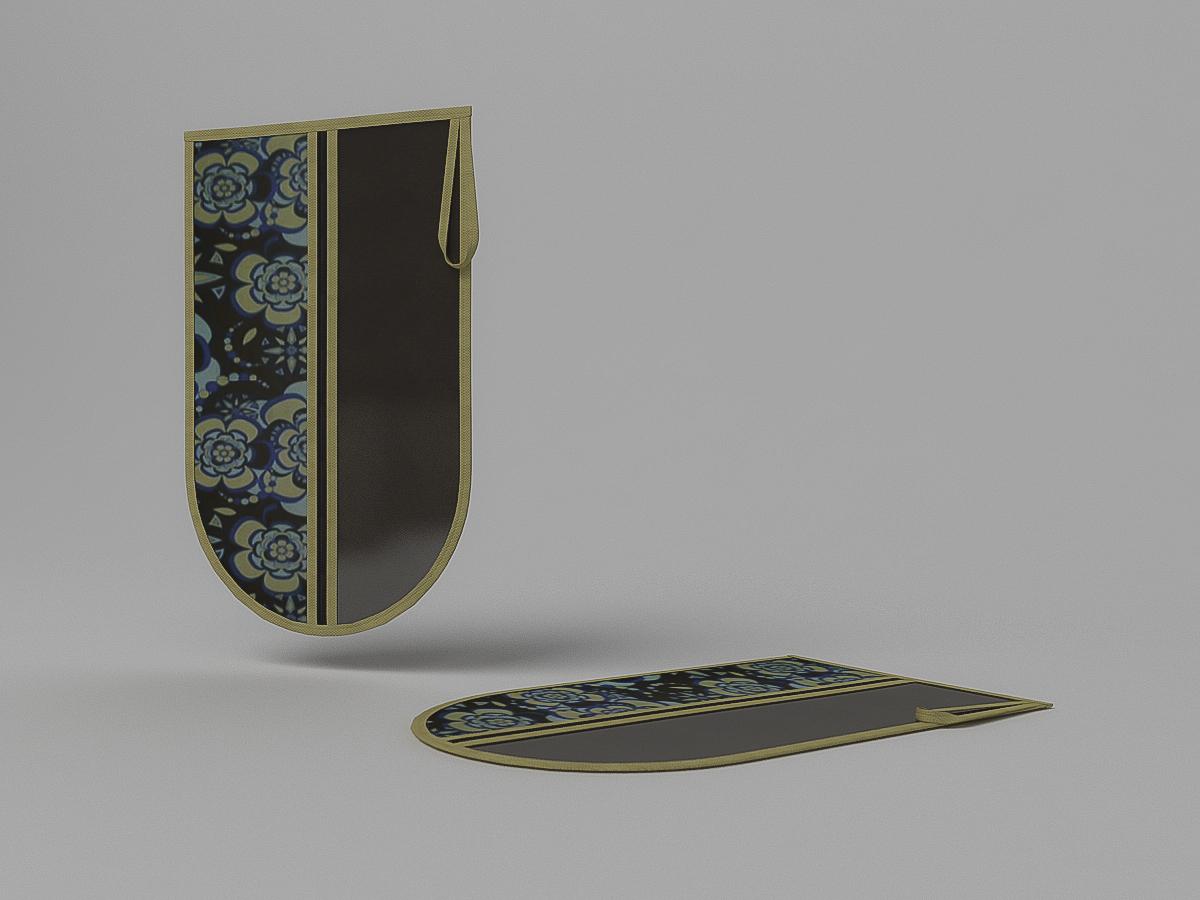Органайзеры и кофры CoFreT Кофр для обуви Прованс (30х45 см)