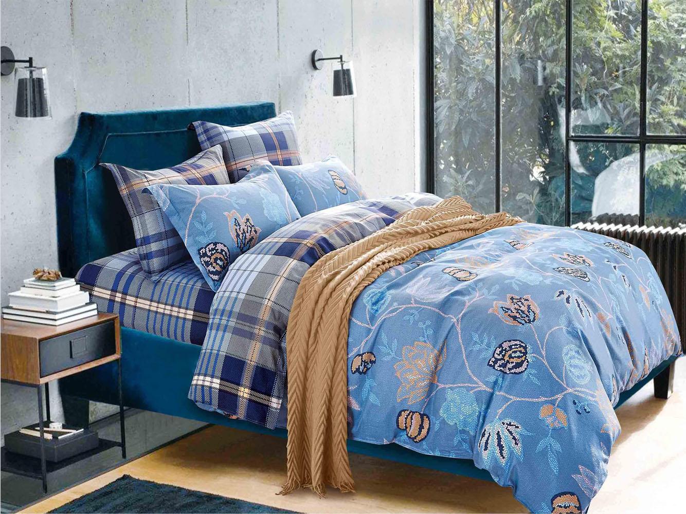 Комплекты постельного белья Primavelle Постельное белье Mosaic (семейное)