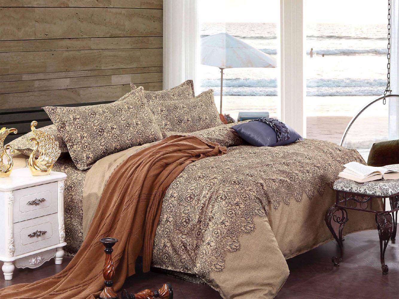 Комплекты постельного белья Primavelle Постельное белье Amber (семейное)