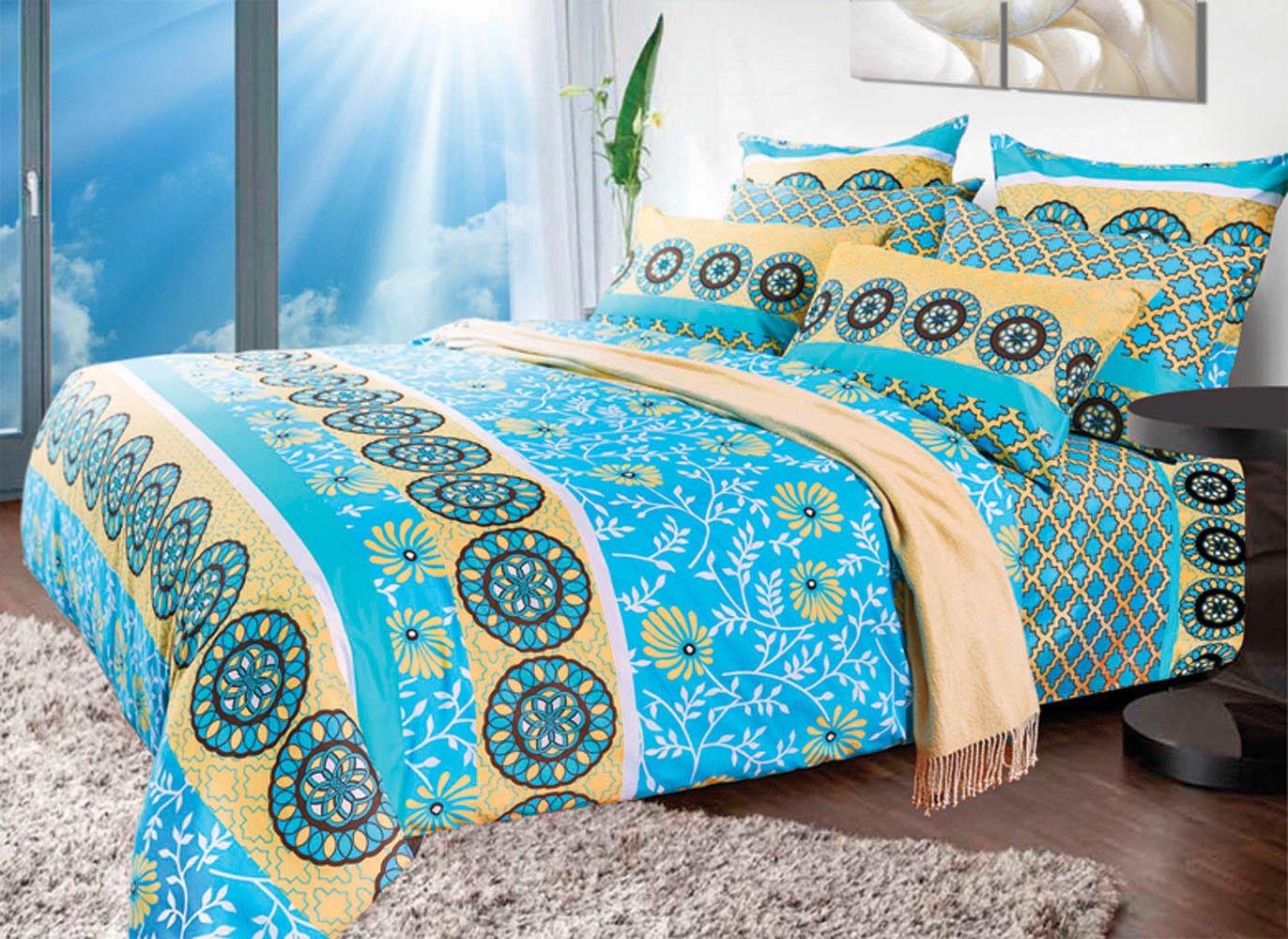 Комплекты постельного белья Primavelle Постельное белье Месур (семейное)