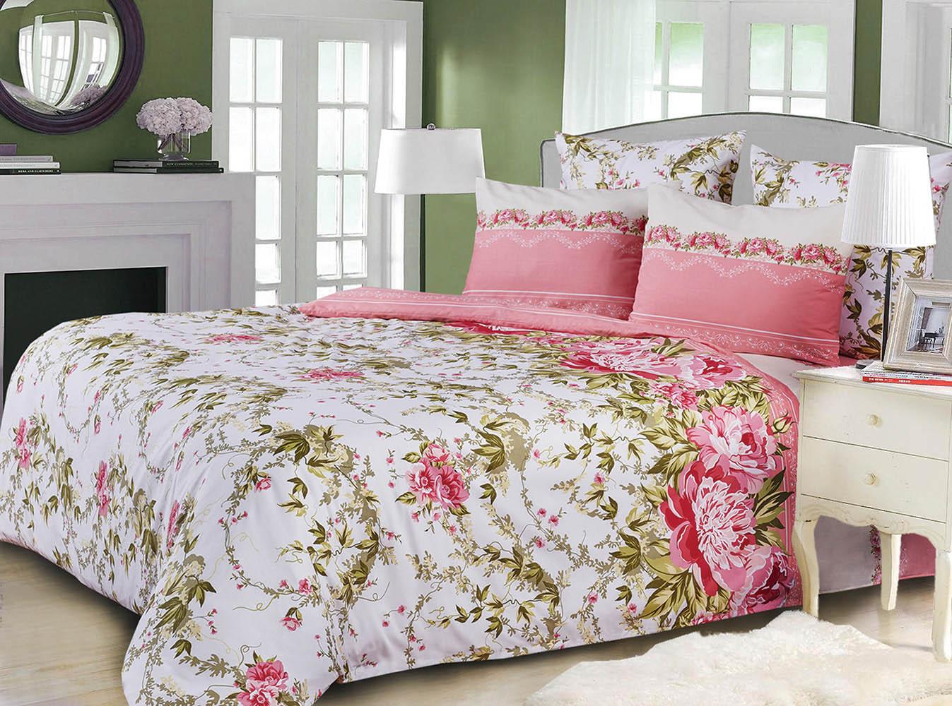 Комплекты постельного белья Primavelle Постельное белье Пиония (семейное)