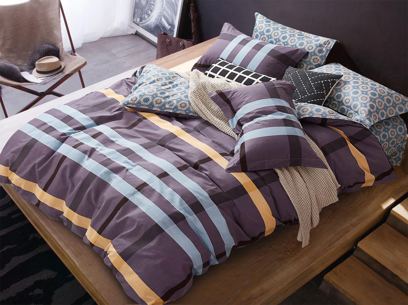 Комплекты постельного белья Primavelle Постельное белье Eric (семейное)