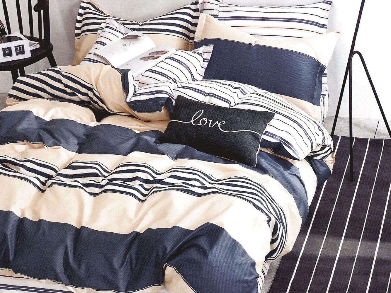 Купить Комплекты постельного белья Primavelle, Постельное белье Split (семейное), Россия, Хлопковый сатин