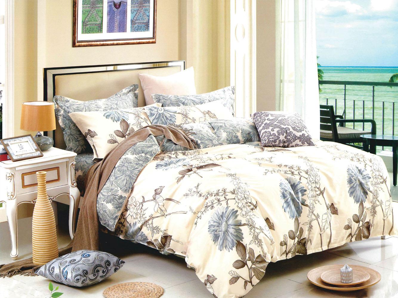 Купить Комплекты постельного белья Primavelle, Постельное белье Wilhelmina (семейное), Россия, Хлопковый сатин