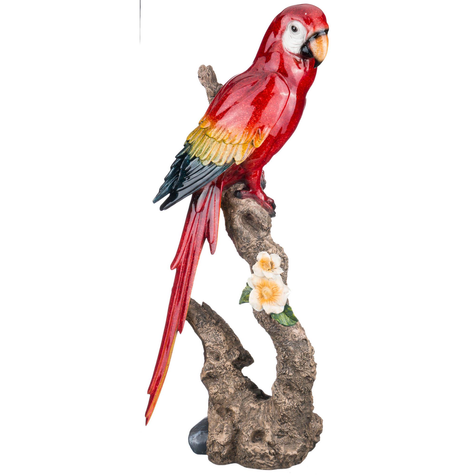 Статуэтки и фигурки Arti-M Фигурка Попугай (17х29х70 см)