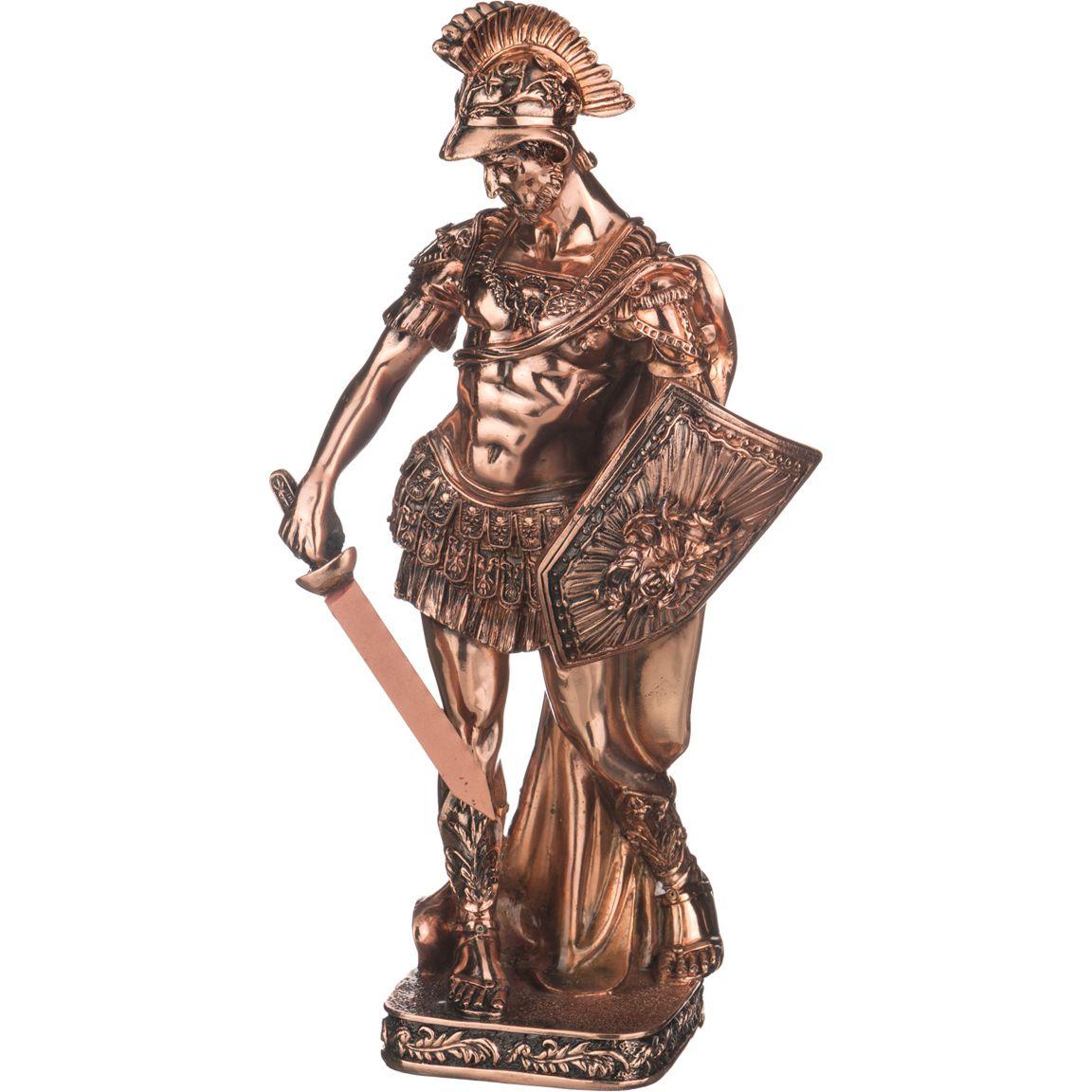 Статуэтки и фигурки Lefard Фигурка Воин (16х9х30 см) lefard сувенир caprina 10 см
