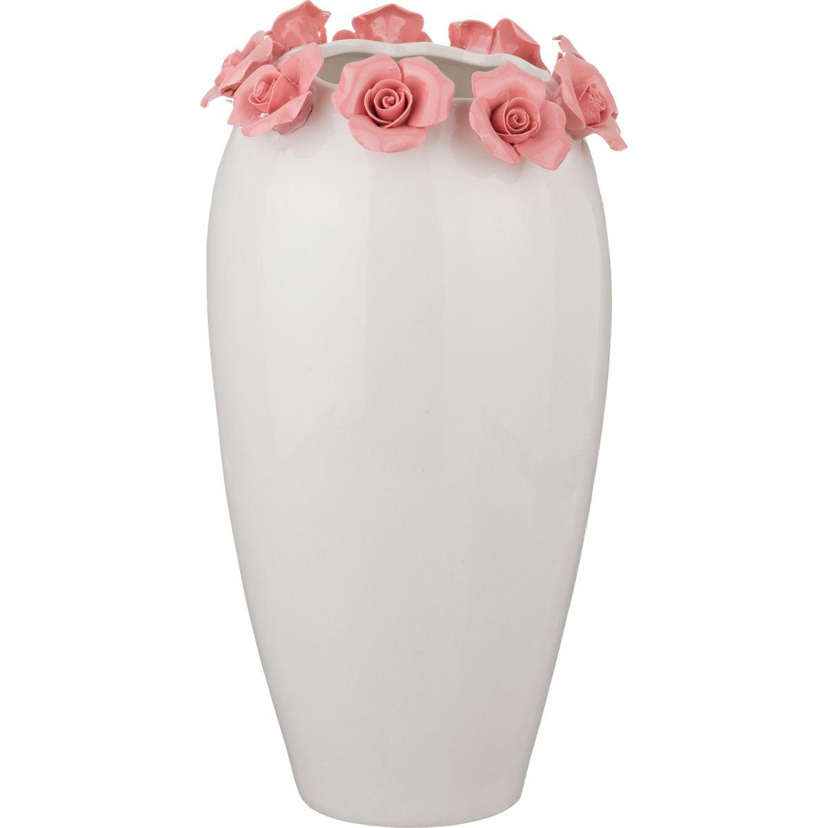 Вазы Lefard Ваза Розы (22х22х37 см) цена