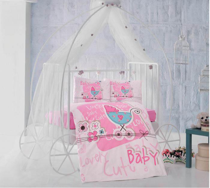 детское постельное белье Clasy Детское Постельное белье Lovely Baby (100х150) simon mignon детское постельное белье