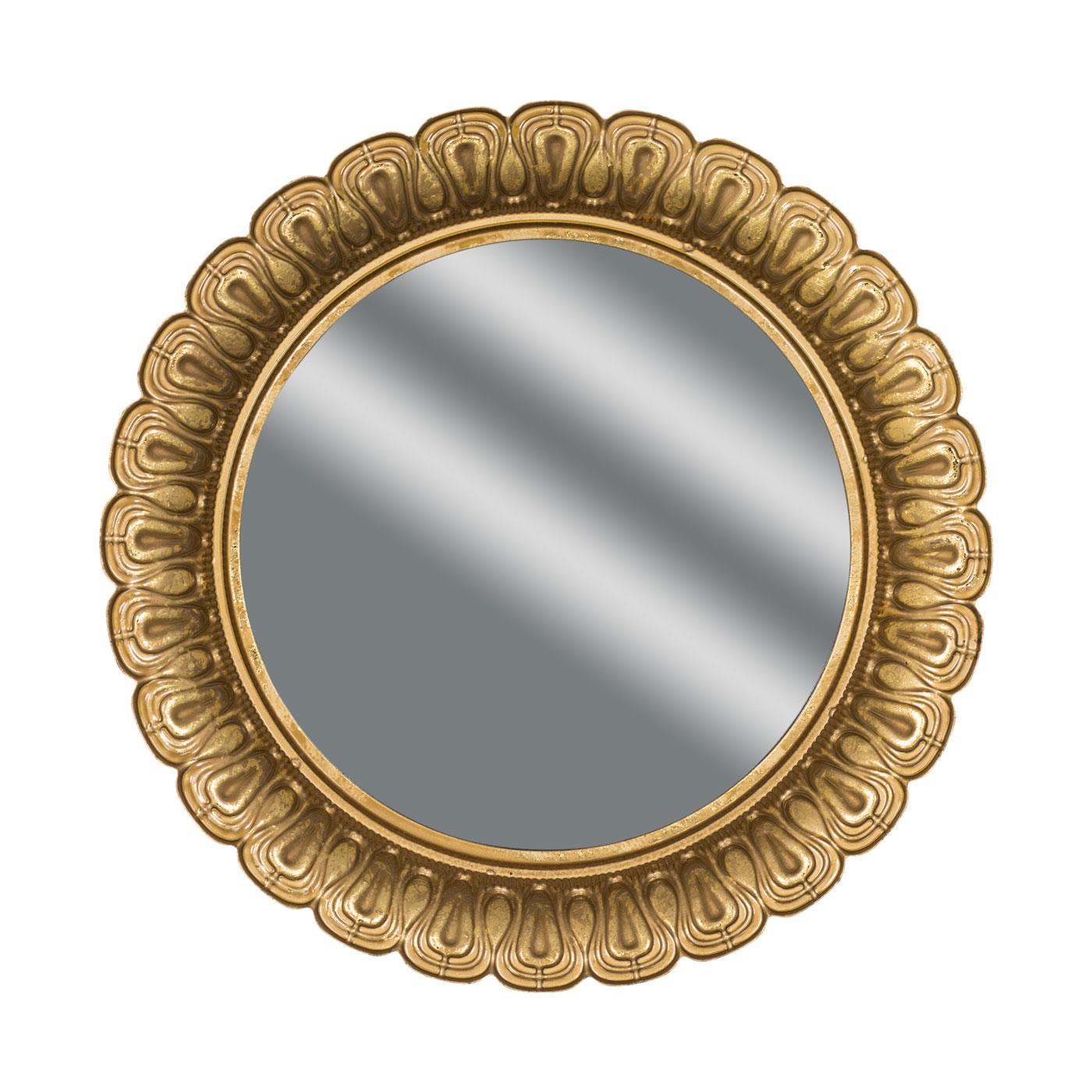 Купить Зеркала Home Philosophy, Зеркало Tate Цвет: Золотой (35х5 см), Китай, Металл, Зеркало