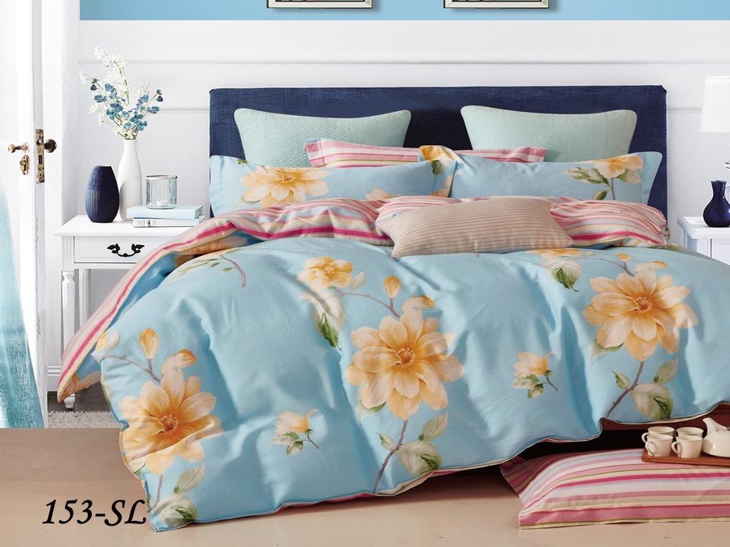 Комплекты постельного белья Cleo Постельное белье Delmar (2 сп. евро)