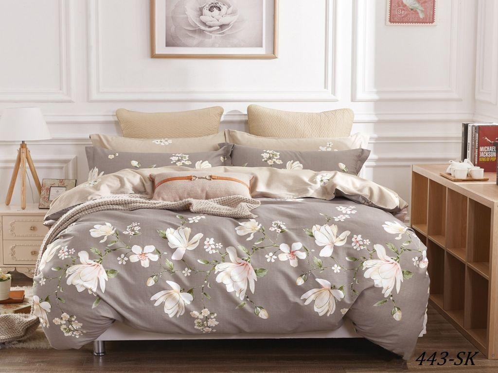 Купить Комплекты постельного белья Cleo, Постельное белье Jodene (1, 5 спал.), Китай, Хлопковый сатин