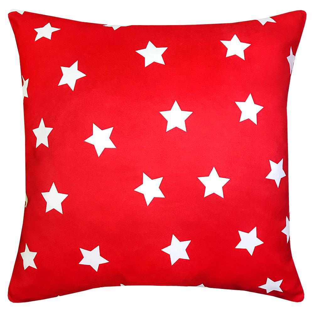 Купить Декоративные подушки Apolena, Декоративная наволочка Red Star (41х41), Россия-Турция, Поликоттон
