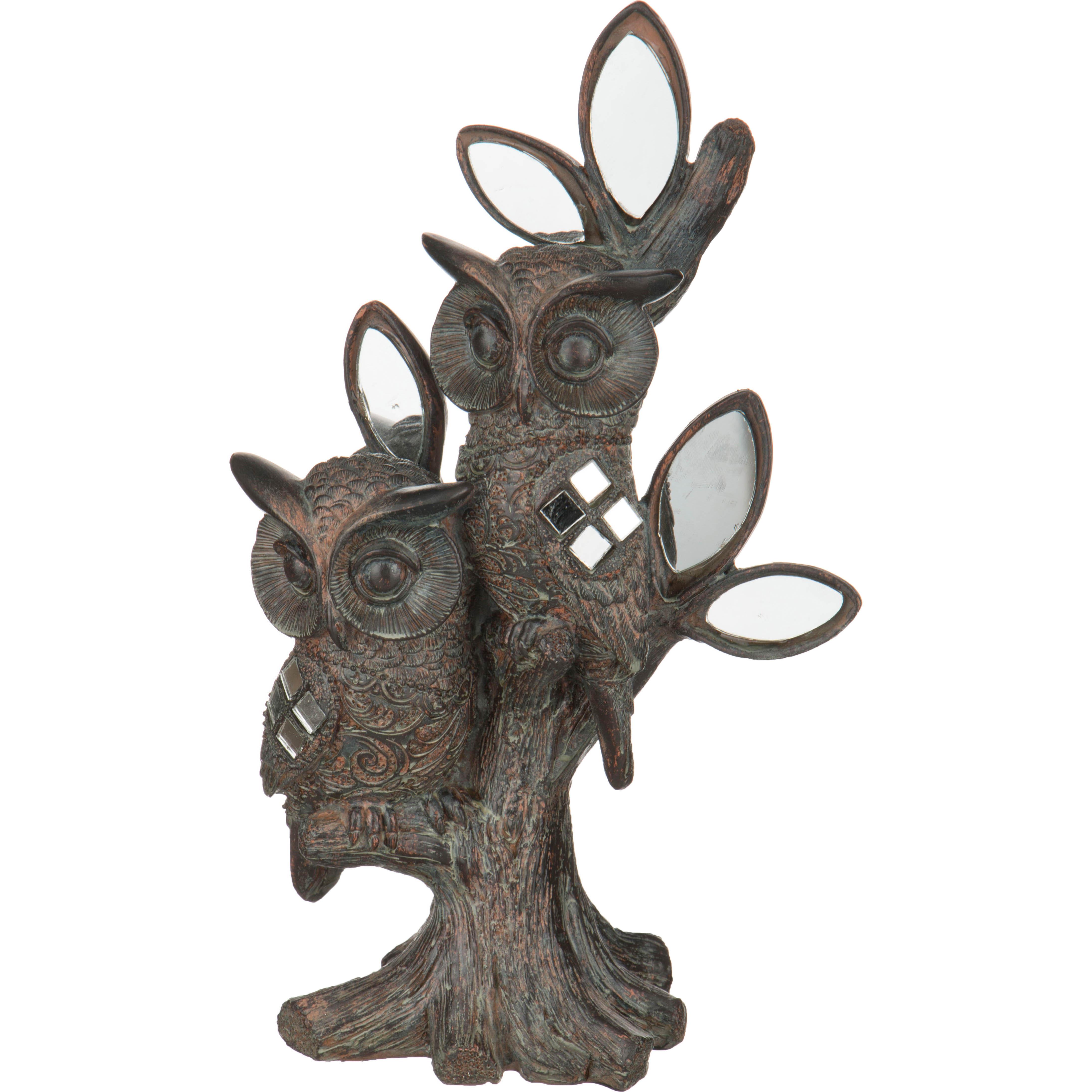 Статуэтки и фигурки Lefard Фигурка Совы (5х14х24 см) lefard сувенир indiana 15 см