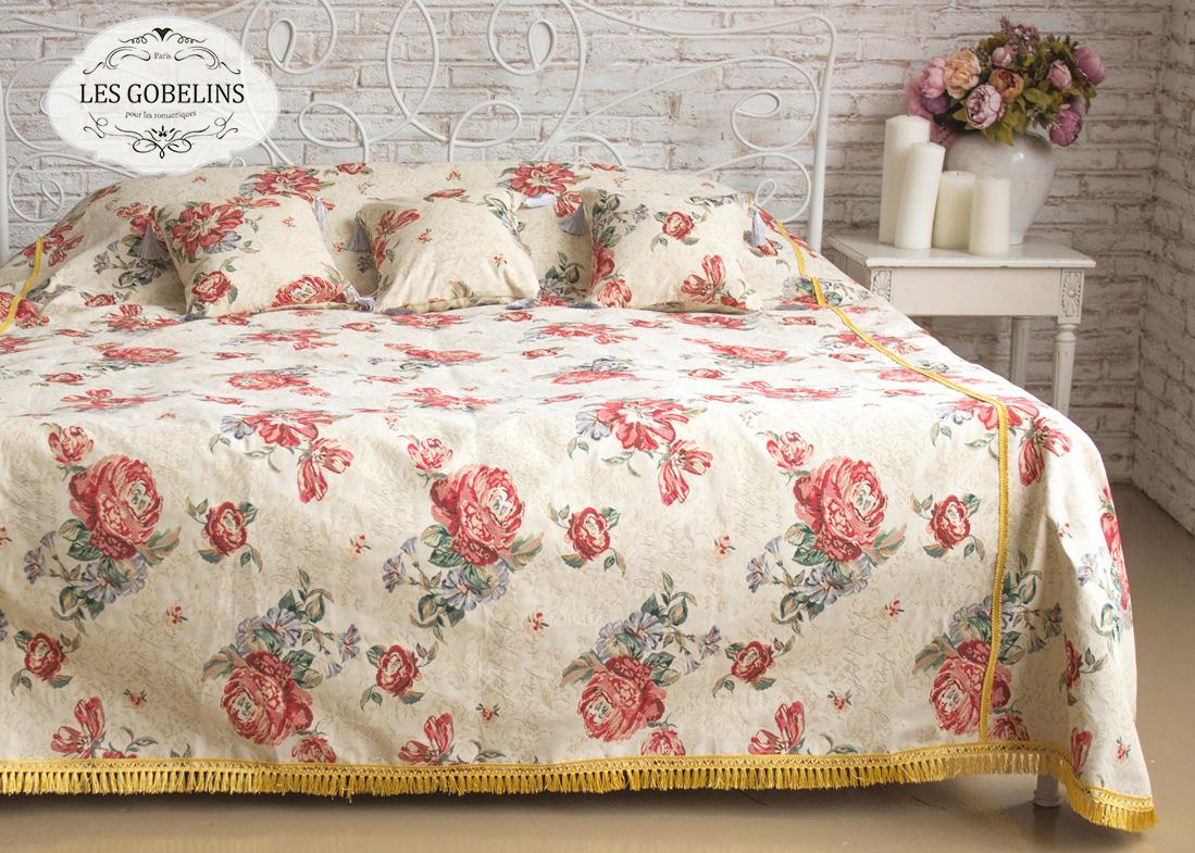 цены Пледы и покрывала Les Gobelins Покрывало на кровать Cleopatra (150х220 см)