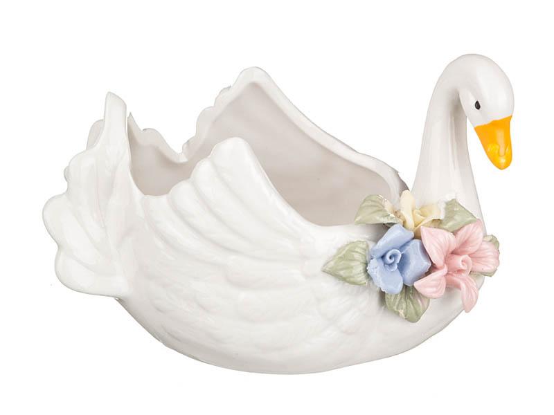 Статуэтки  фигурки Arti-M Фигурка Лебедь (11 см)