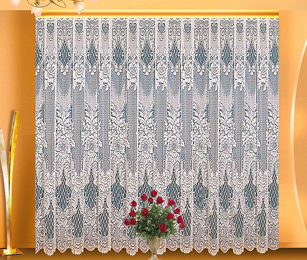 Купить Шторы Elegante, Классические шторы Deb Цвет: Белый, Китай, Тюль