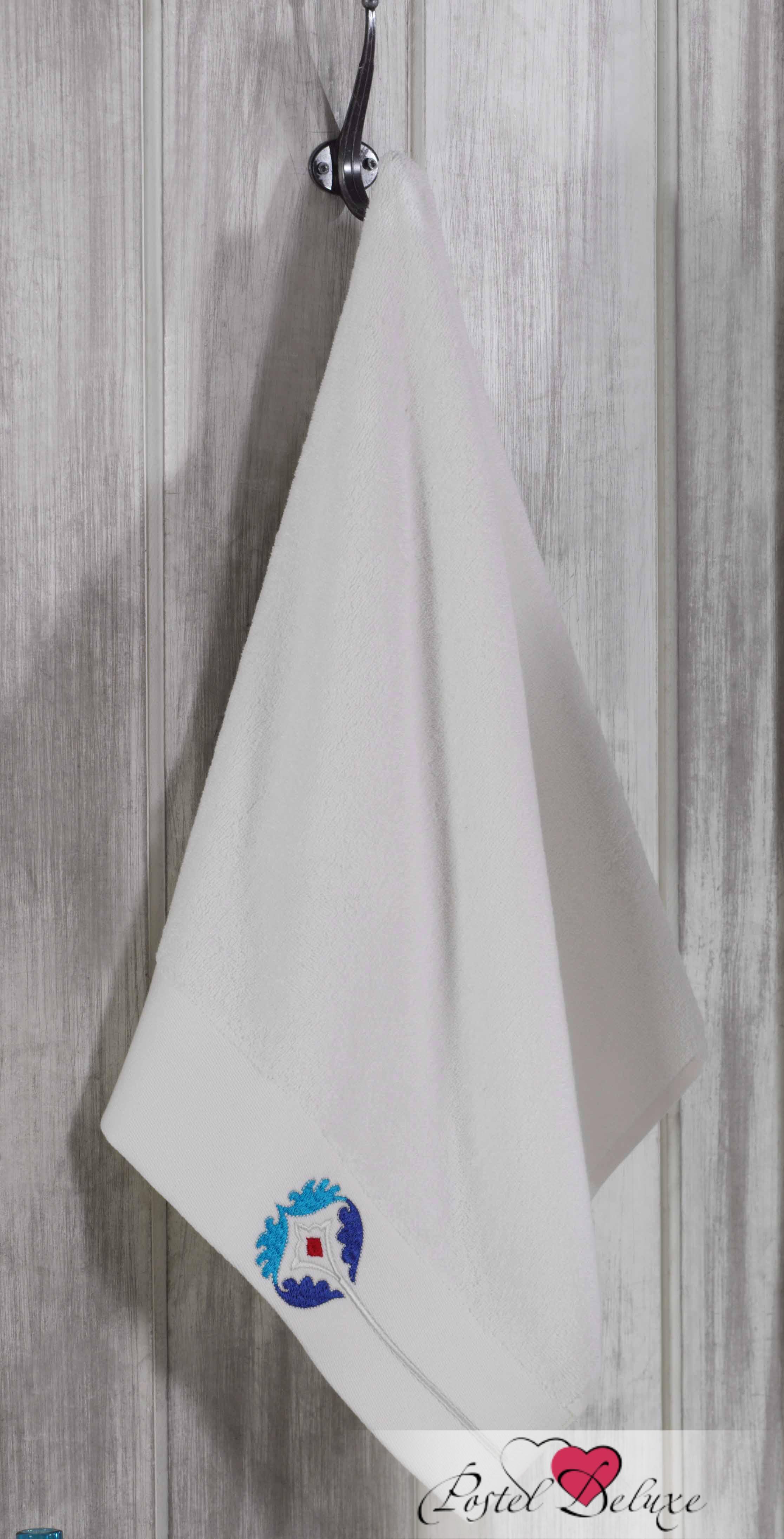 Полотенца Ecocotton, Полотенце Lal Цвет: Кремовый (50х90 см), Турция, Махра  - Купить