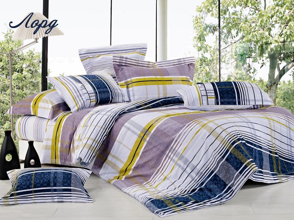 Комплекты постельного белья ТК Хлопковый Рай Постельное белье Лорд (1,5 спал.)