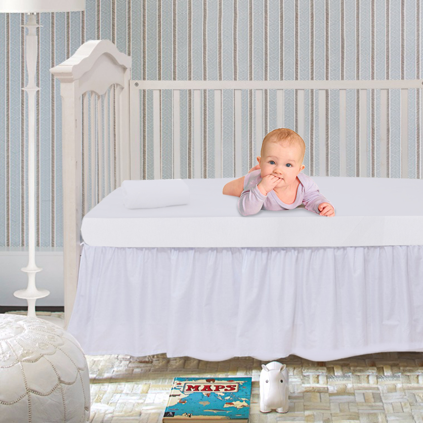 Наматрасники и чехлы для матрасов Dome Наматрасник детский Tiddly (60х120 см)
