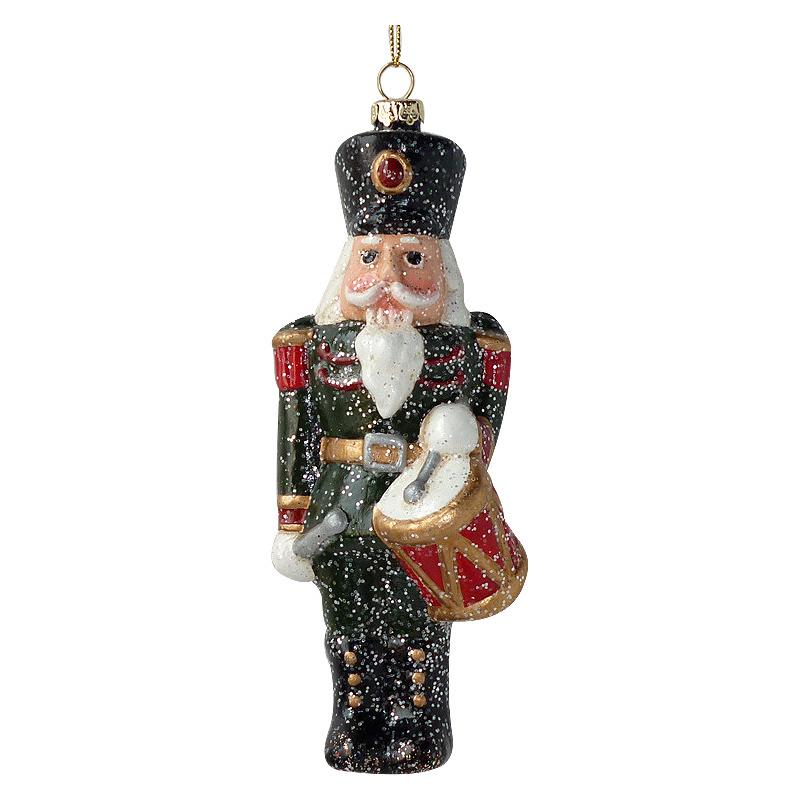 {} Новогоднее украшение Щелкунчик (16 см)