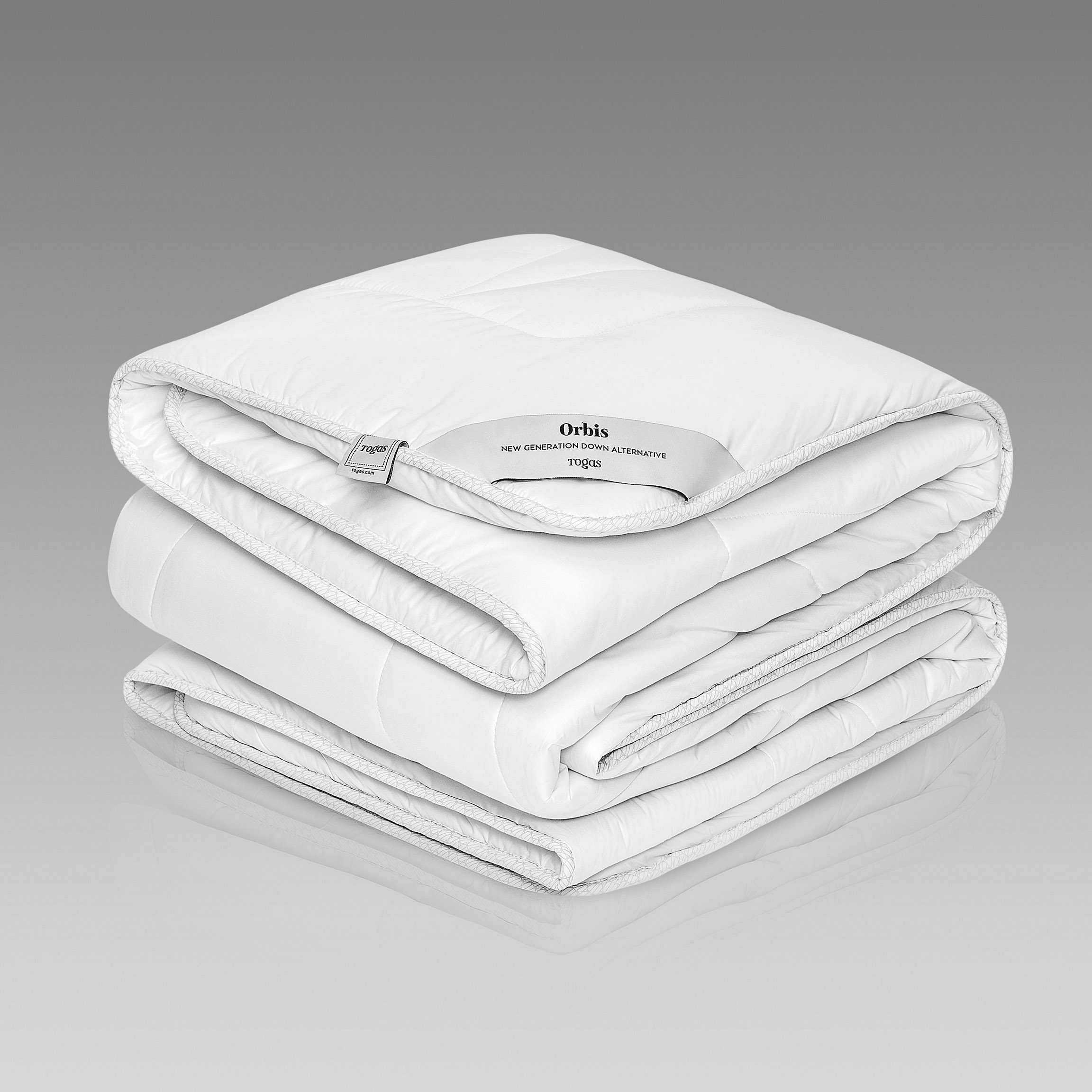 Купить Одеяла Togas, Одеяло Орбис Цвет: Белый (200х210 см), Греция, Хлопковый Батист