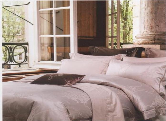 Купить Комплекты постельного белья SL, Постельное белье Carmi (2 сп. евро), Китай, Сиреневый, Хлопковый сатин