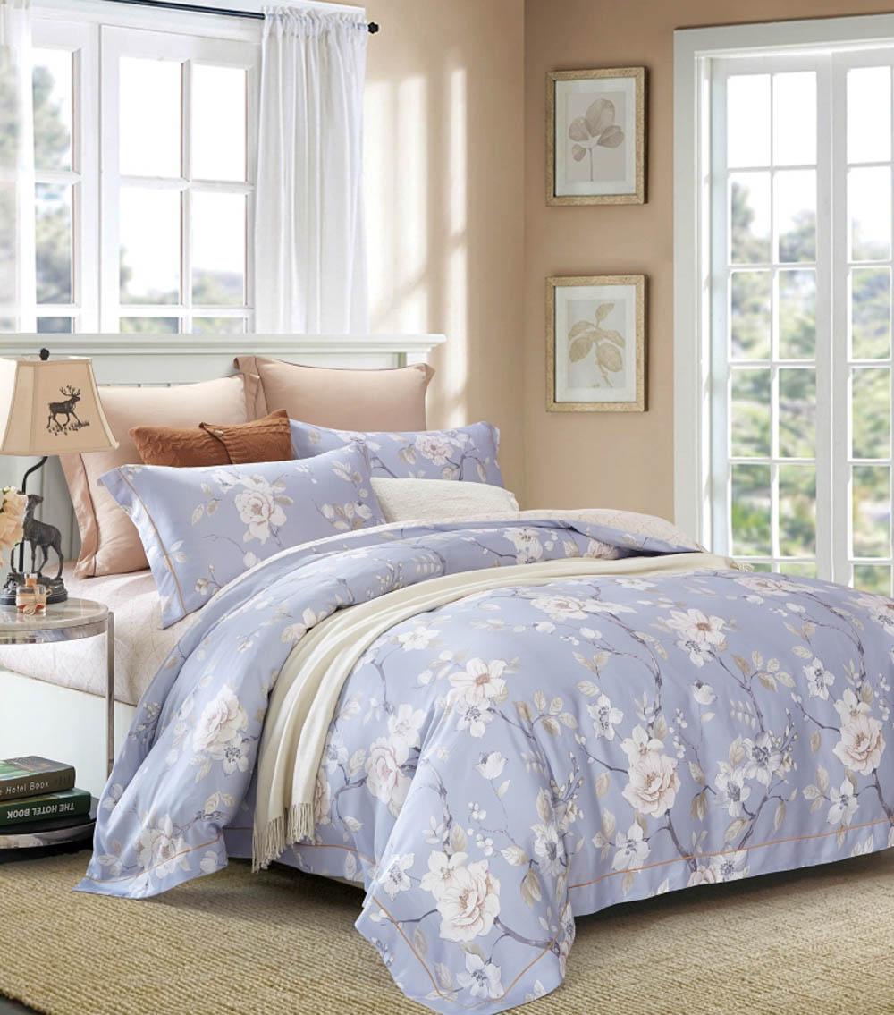 Комплекты постельного белья Famille Постельное белье Rosella (семейное) baon весна лето 2017 vogue