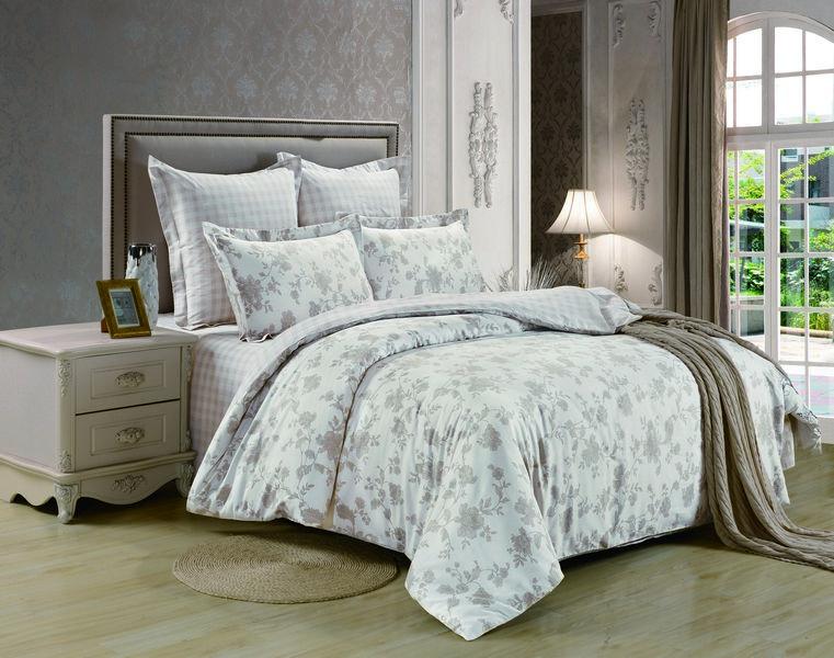 Комплекты постельного белья Valtery Постельное белье Sage (семейное)