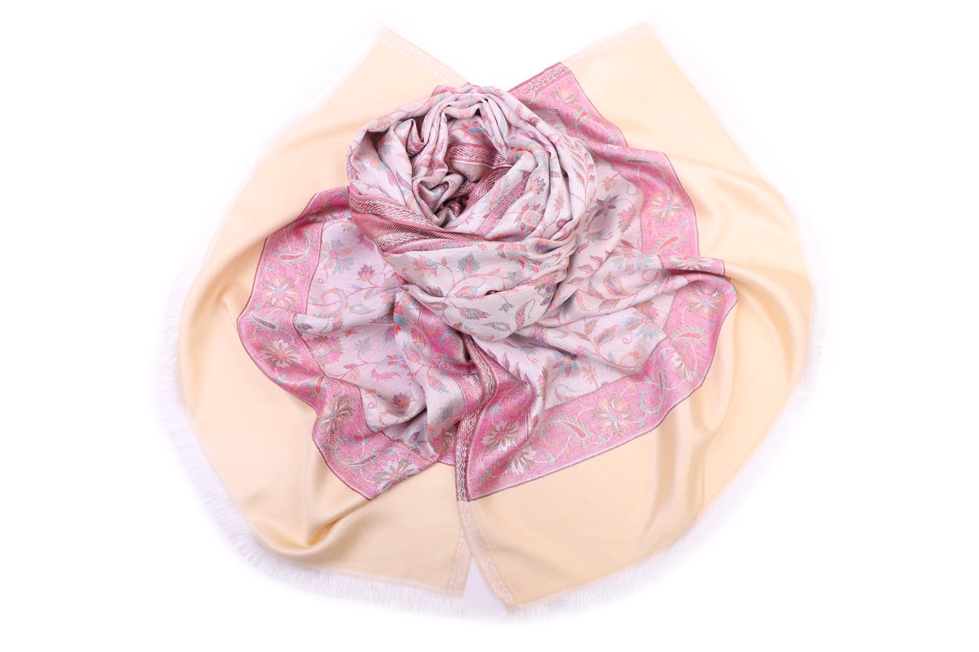 Накидка-палантин Josie Цвет: Розовый (70х190 см) фото