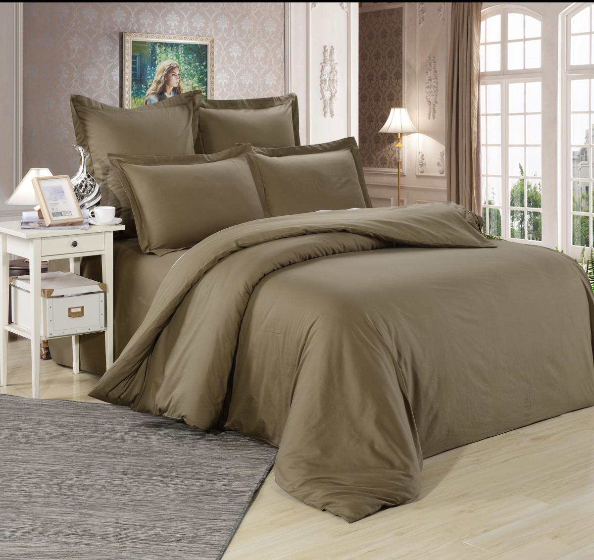 Комплекты постельного белья Valtery Постельное белье Grace (семейное)