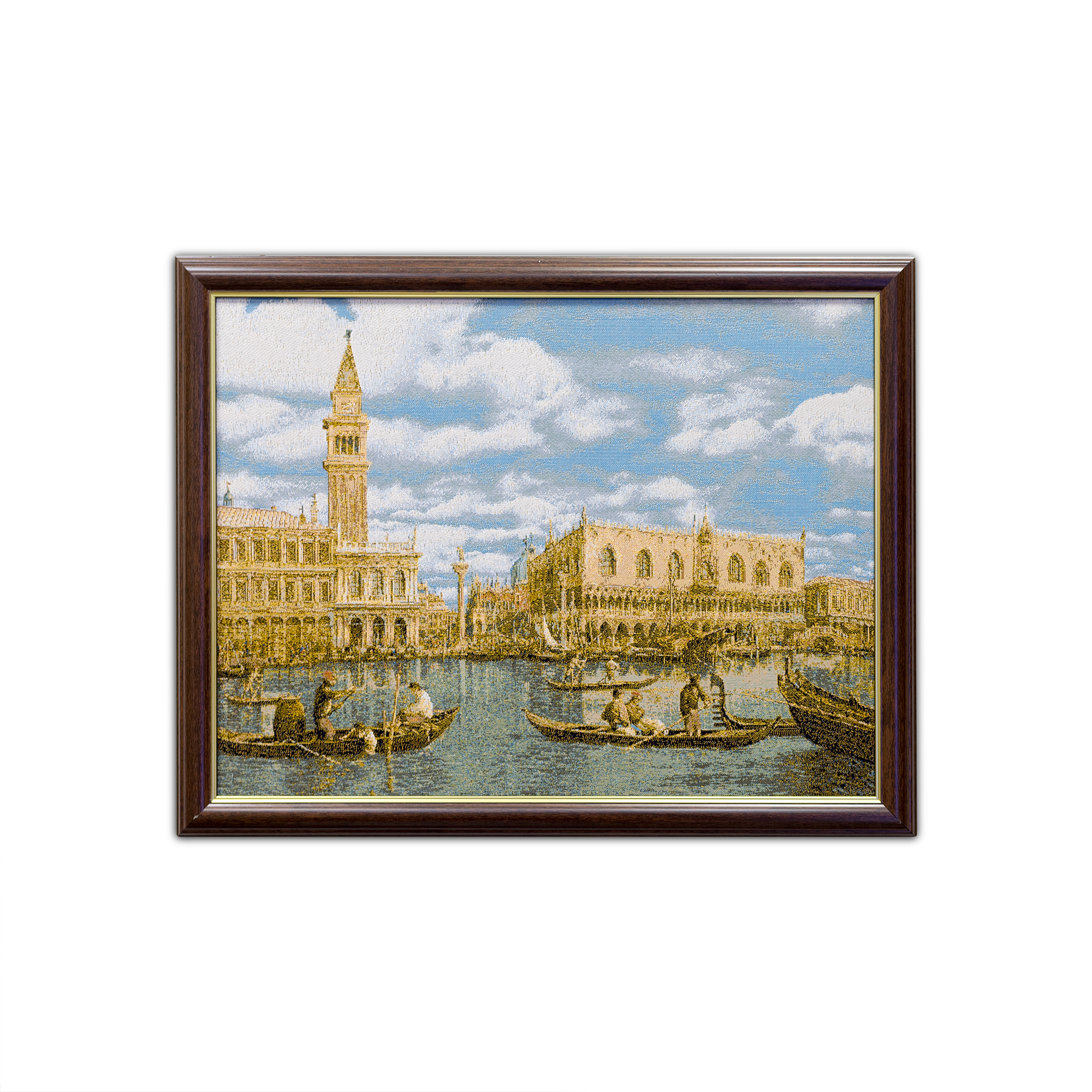 Купить Картины, постеры, гобелены, панно A La Gobelin, Картина Венеция (40х51 см), Россия, Гобелен