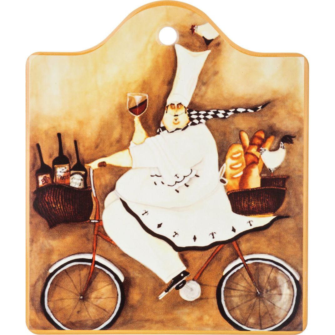 Хранение продуктов Lefard Подставка Под Горячее Итальянская Кухня (19х16 см) ивенская о отв за выпуск итальянская кухня оригинальные рецепты от профессионалов